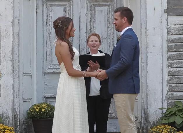 wedding wednesday anna amp ross brightside films